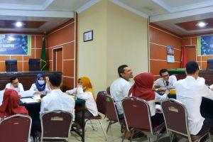 Rapat Kerja PTWP Cabang PA Sei Rampah