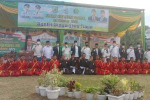 Ketua PA Sei Rampah Hadiri Upacara Peringatan Hari Santri Nasional 2021 Sergai