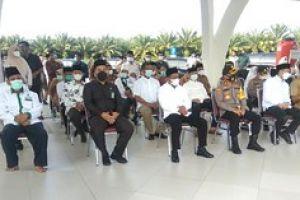 Ketua PA Sei Rampah Hadiri Pembukaan Kampung Ramadhan 1442 H Tingkat Kabupaten Serdang Bedagai