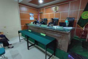 Rapat Evaluasi Temuan Hakim Pengawas Bidang Pengadilan Agama Sei Rampah