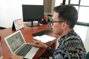 Hakim PA. Sei Rampah Ikut Serta dalam Rapat Pengajar Muatan Lokal pada Pusdiklat Manajemen dan Kepemimpinan MA-RI
