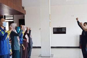 Kegiatan Rutin Briefing PTSP Pengadilan Agama Sei Rampah