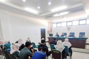 Rapat Tinjauan Manajemen APM Tahun 2021 Pengadilan Agama Sei Rampah