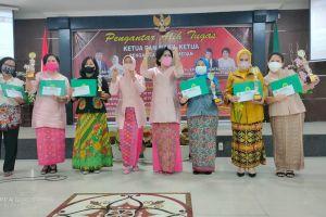 Dharmayukti Karini Cabang Sei Rampah Raih Juara I Paduan Suara Tingkat Provinsi Sumatera Utara