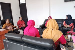 Pertemuan Keluarga Besar Ibu-ibu PA. Sei Rampah Sekaligus Perkenalan Anggota Baru