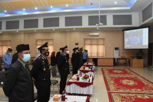 Ketua PA Sei Rampah Ikuti Peringatan Harkitnas ke-113 Secara Virtual di Pemkab Sergai