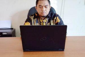 Wakil Ketua PA Sei Rampah Ikuti E-Test Seleksi Diklat Ekonomi Syariah Tahun 2021