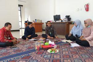 Pertemuan Internal (Coffee Morning) dengan para Hakim Pengadilan Agama Sei Rampah