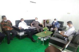 Kunjungan Kepala Biro Perlengkapan BUA MARI ke Proyek Pembangunan Gedung Kantor PA Sei Rampah