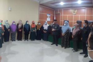 Kunjungan Silaturahmi KPTA Medan pada PA Sei Rampah