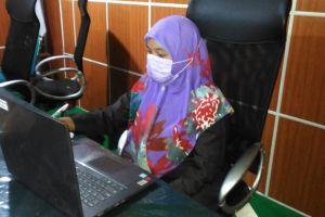 Kepala Sub Bagian Kepegawaian Ikuti MONEV dan Pendampingan Aplikasi SITARA dan MySAPK BKN